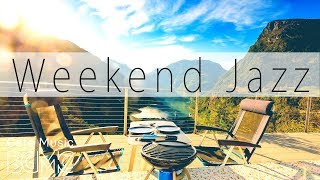 Smooth Weekend Jazz - Jazz Hiphop & Slow Jazz Lounge - Relaxing Cafe Music Instrumental