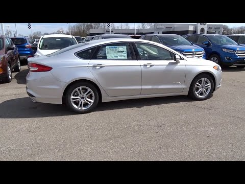 2018 Ford Fusion Hybrid Columbus, Lancaster, Central Ohio, Newark, Athens, OH CD18234