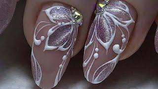 Красивые ногти 2021 идеи маникюра на короткие и длинные ногти Дизайн ногтей 2021 Manicure