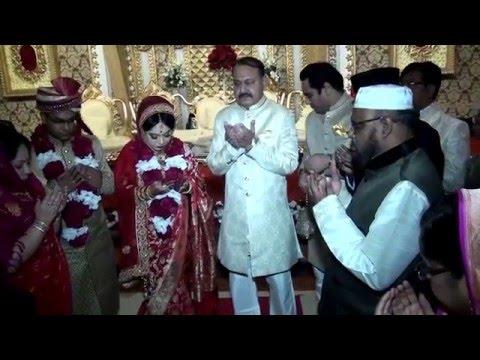 Wedding of Kamrul & Samiha