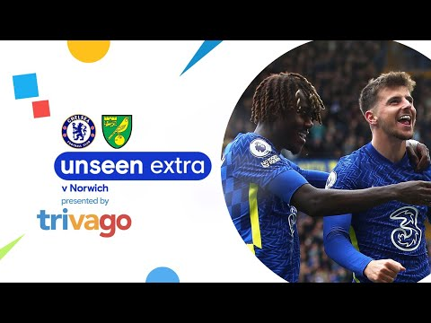 Mount Scores First Senior Hat-Trick As Chelsea Hit Norwich For SEVEN! | Unseen Extra