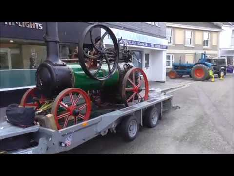 TREVITHICK DAY 28th April  2018