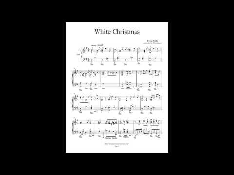 White Christmas - Irving Berlin