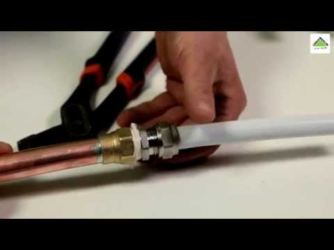 Cómo instalar tuberías multicapa (Leroy Merlin)