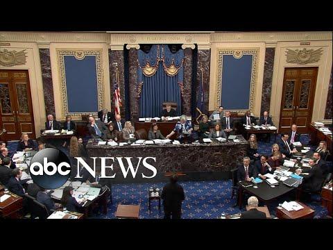 Senate impeachment trial