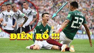KẾT QUẢ World Cup 2018 ngày 18/06: Đức thất bại NHỤC NHÃ trước Mexico, Kolarov giúp Serbia có 3 điểm