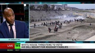 Border chief resigns amid mistreatment of migrants