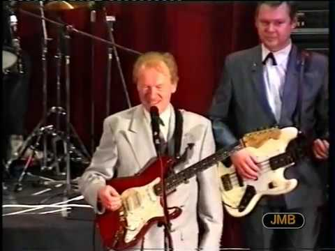 Bert Weedon one of his last concerts