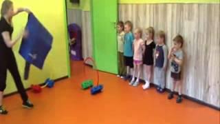 Мартемьянова Мария, детский фитнес — Onfit Awards 2014