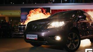 видео Состоялась презентация Nissan Patrol 2014 модельного года