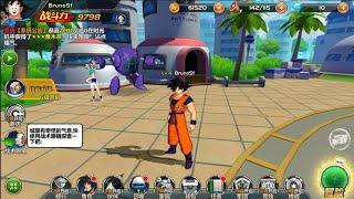 FINALMENTE SAIU!!! NOVO DRAGON BALL 3D PARA ANDROID DOWNLOAD