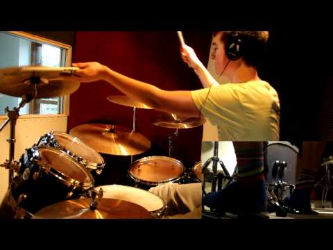 """""""Façade"""" by Disturbed (Drum Cover)"""