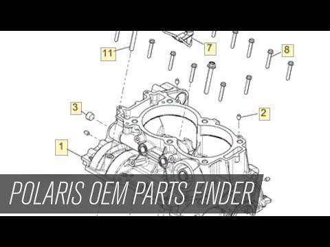 Polaris UTV And ATV OEM Parts Finder