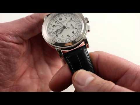Patek Philippe 5070g-001 Luxury Watch Review