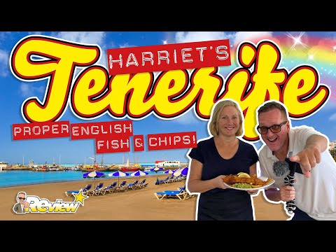 Tenerife 2020 - Los Cristianos - Harriet's Proper English Fish And Chips (Restaurant Review)