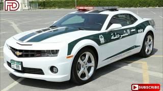 Top 10 Dubai Police Cars 2019