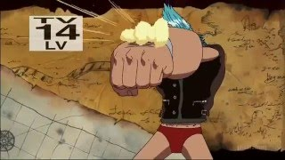 One Piece Opening 9 - US Toonami Version
