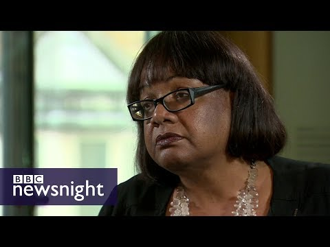 Diane Abbott: Single market membership still an option - BBC Newsnight