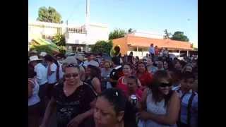 1 de Mayo 2014, Piaxtla, Sinaloa...