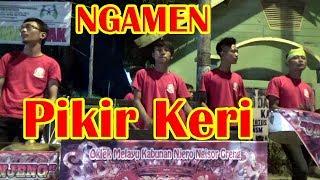 NGAMEN PIKIR KERI Versi Oklek Melayu Kanjeng bukan VIA VALLEN - Gelem Tak Rabi Ra Gelem Tak Jagongi