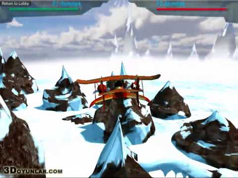 3D Online Uçak Savaşı | 3D Oyunlar