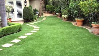 Artificial Grass Backyard Designs | Fake Grass Picture Collection