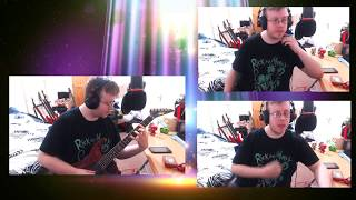 Devin Townsend Project - Divine - Guitar & Vocal Cover