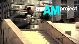 Jart Skateboards: The AM Project - Official Trailer [HD]