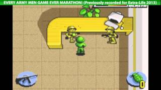 All Army Men Game Stream Hour 14 - Army Men Advance