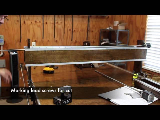 Gatton CNC Build Day 16-17