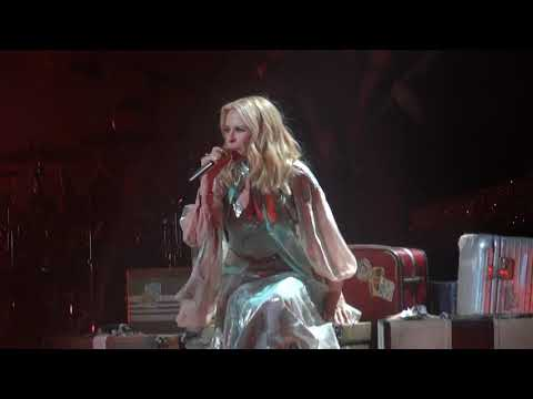 Kylie Minogue - Opening & Golden (Live In Brussels, The Golden Tour - Cirque Royal) HD