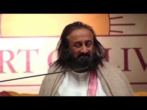 Balance in life - Questions and answers with H.H. Sri Sri Ravi Shankar