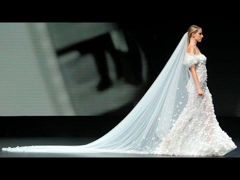 Pronovias   Bridal Spring 2021   Barcelona Bridal Fashion Week