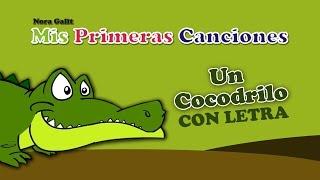 Un Cocodrilo (Se Metió En La Cueva) - Nora Galit thumbnail