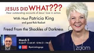 Jesus Did WHAT??? // Rob Radosti // Patricia King