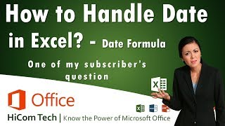 How to Handle Date in Excel | Tips & Tricks | Must Watch