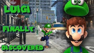 How To Unlock Luigi In Super Mario Odyssey