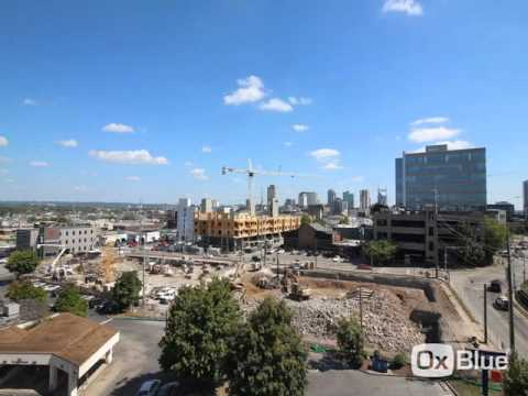 Title: Music Row Nashville Apartments | SkyHouse Nashville – Construction Timelapse