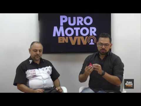 PURO MOTOR EN VIVO   MAL ESTADO DE LAS CALLES