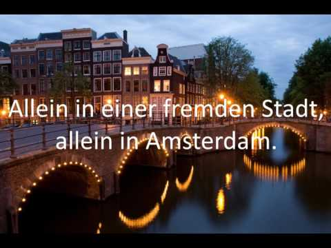 Cora - Amsterdam (Lyrics)
