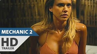 MECHANIC 2: RESURRECTION Trailer (Jason Statham, Jessica Alba Action - 2016)