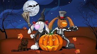 Хэллоуин. Поделки из тыквы, декорации на праздник