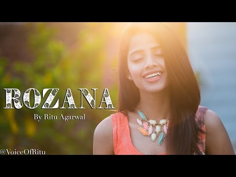 Rozana - Naam Shabana | Female Cover Version by Ritu Agarwal @VoiceOfRitu
