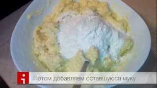 Рецепт - творожное печенье (ака печеньки)