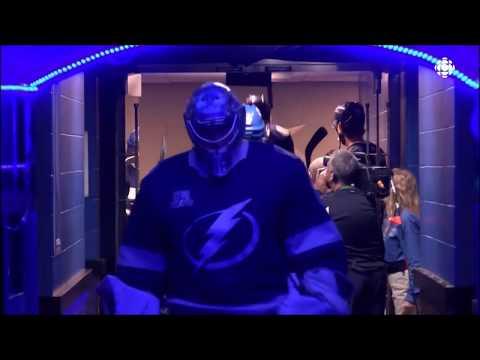 Pregame Intro/Anthems - Boston Bruins vs Tampa Bay Lightning ECSF Game 2 04/30/18 |