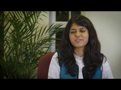 Studying at Cranfield with the GREAT India scholarship