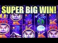 ★SUPER BIG WIN RUN!★ WONDER 4 WONDER WHEEL | TIMBER WOLF DELUXE JACKPOT!? Slot Machine Bonus