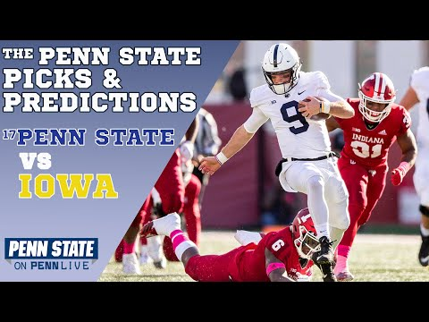 Penn State vs Iowa Hawkeyes Picks and Predictions | Penn State Football on PennLive
