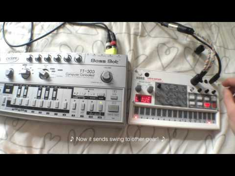 how to send midi to submix