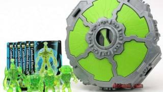 Бен 10 Alien створення виклик гра іграшка огляд HD